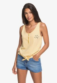 Roxy - ENJOY THE PARTY - Top - yellow - 0