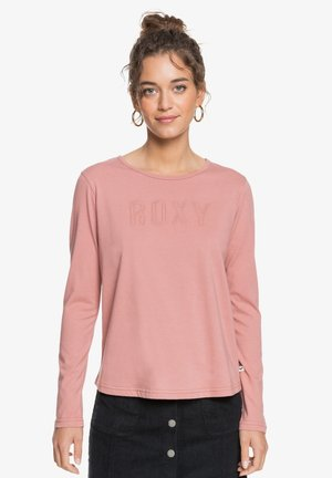 RED SUNSET  - Long sleeved top - ash rose