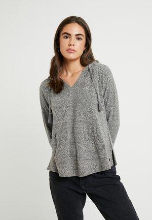 Jersey con capucha - anthracite