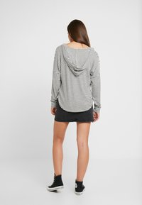Roxy - SWEET THING - Jersey con capucha - anthracite marina - 2