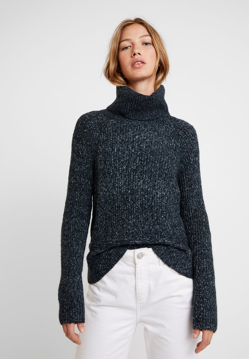 Roxy - FIVE REASONS  - Strickpullover - anthracite