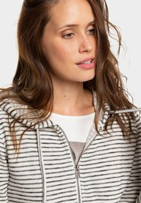Roxy - TRIPPIN  - Hoodie met rits - anthracite - 3