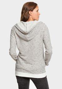 Roxy - TRIPPIN  - Hoodie met rits - anthracite - 2