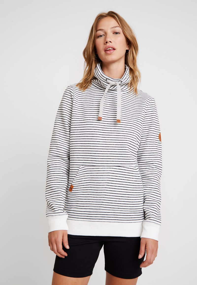 Roxy - WORLDS AWAY - Hoodie - anthracite marina