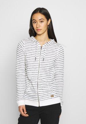 TRIPPIN STRIPES - Zip-up hoodie - mood indigo zoupla horizontale