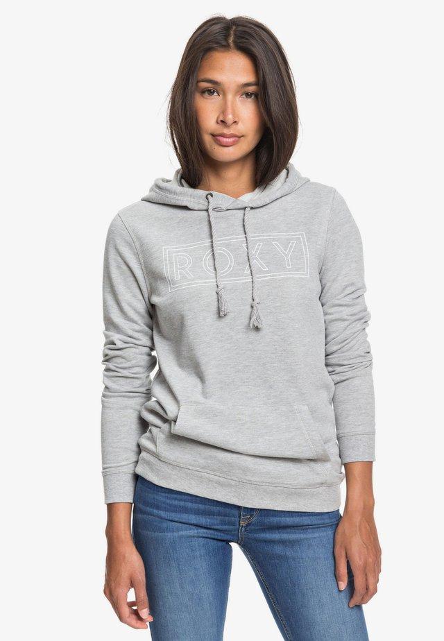 ETERNALLY YOURS - Kapuzenpullover - grey