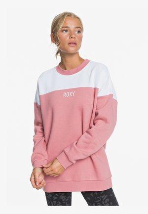 Sweatshirt - dusty rose