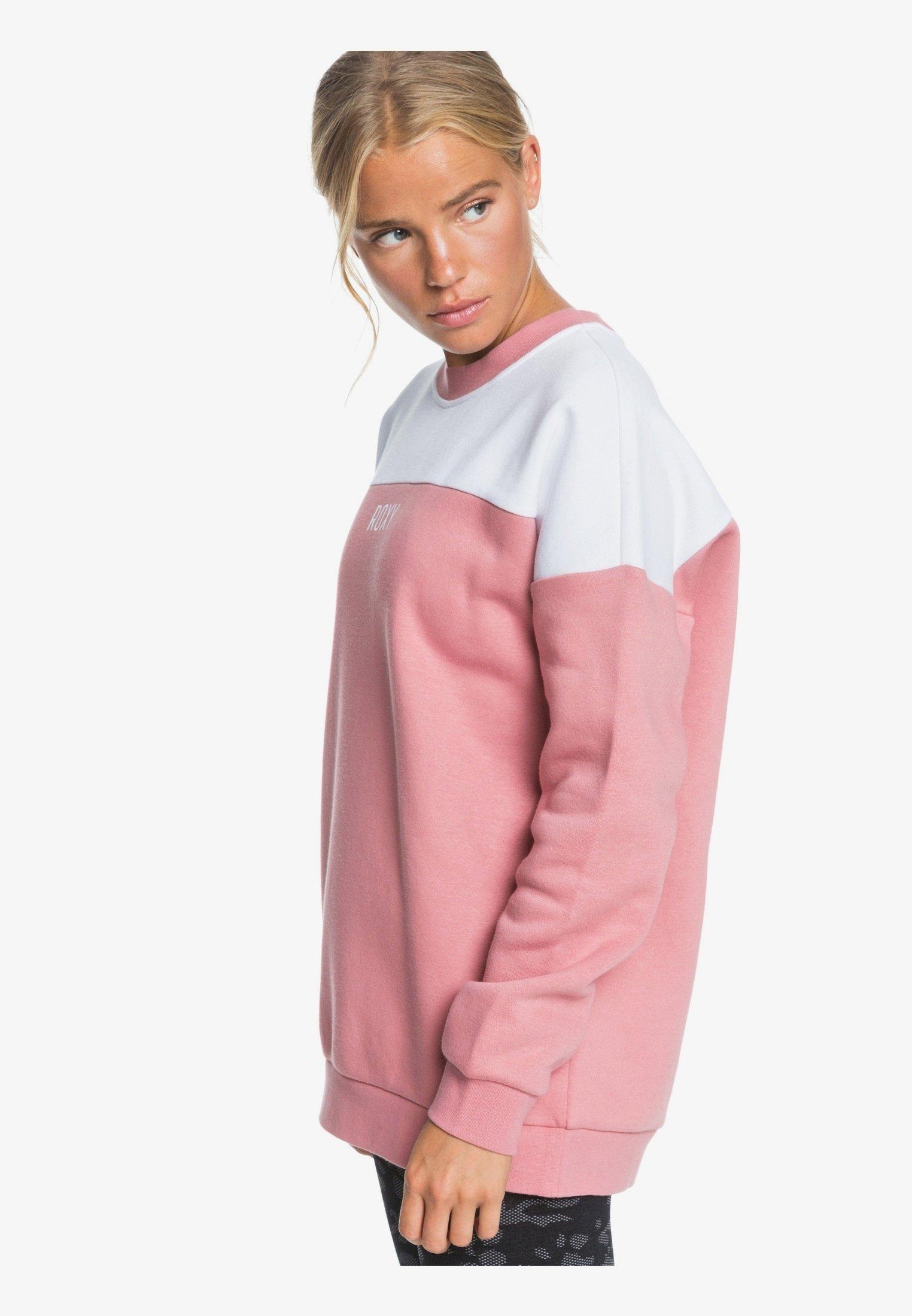 Roxy Sweatshirt - dusty rose