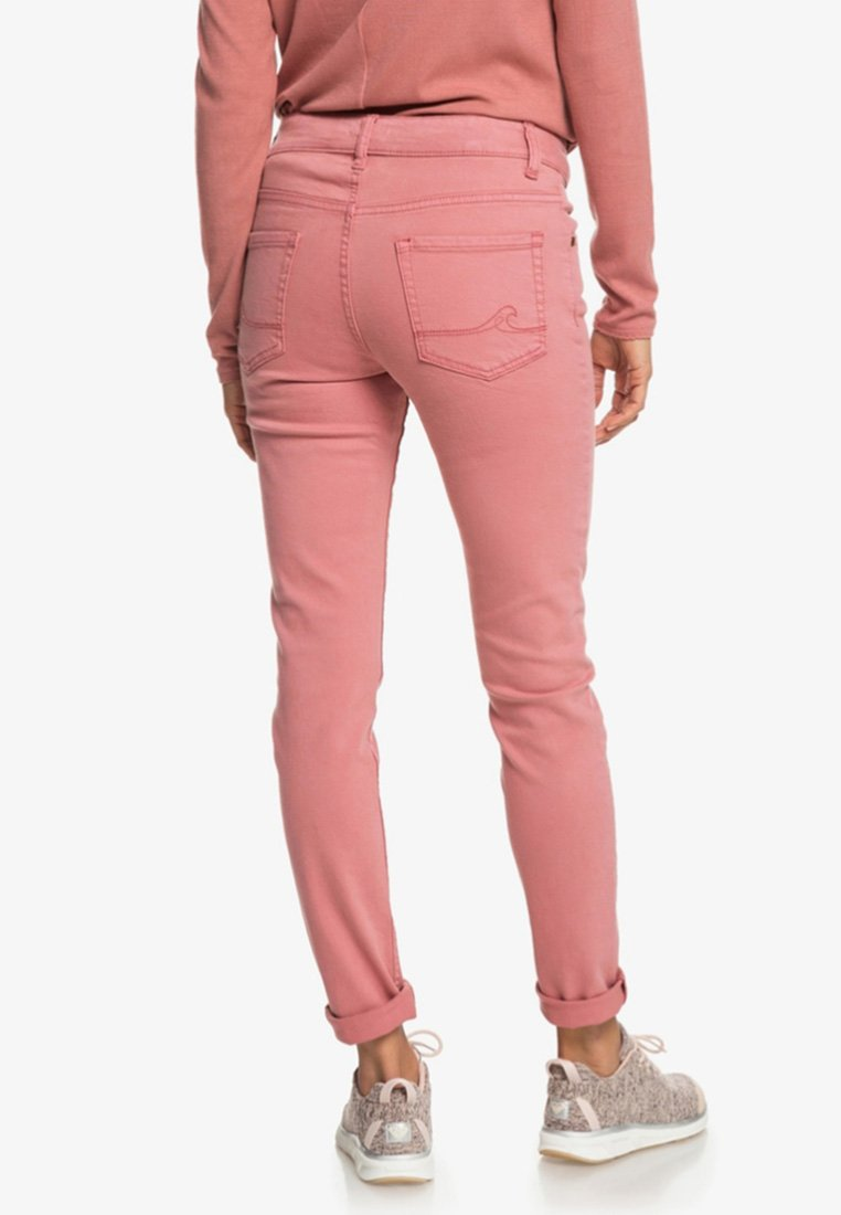 Roxy - SEATRIPPER  - Slim fit jeans - withered rose
