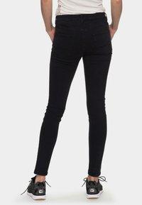 Roxy - SEATRIPPER  - Jean slim - true black - 2