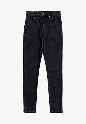 ANOTHER TIME TO SURF - Jeans Skinny Fit - anthracite
