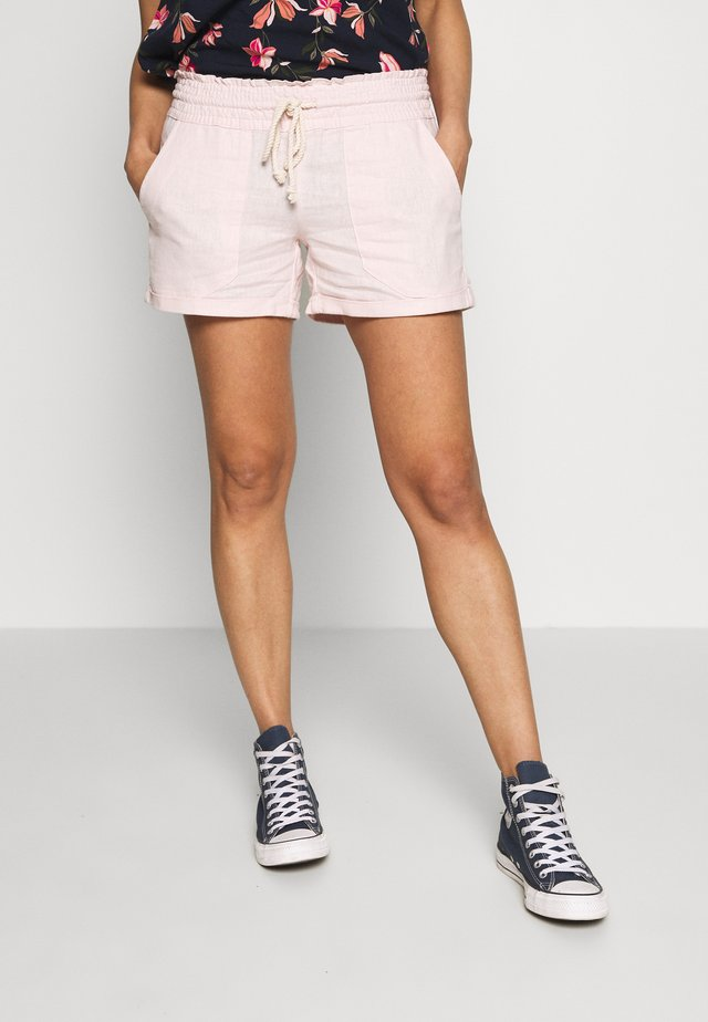 LITTLE KISS J NDST MDT0 - Shorts - peach blush