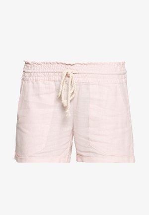 LITTLE KISS - Shorts - peach blush