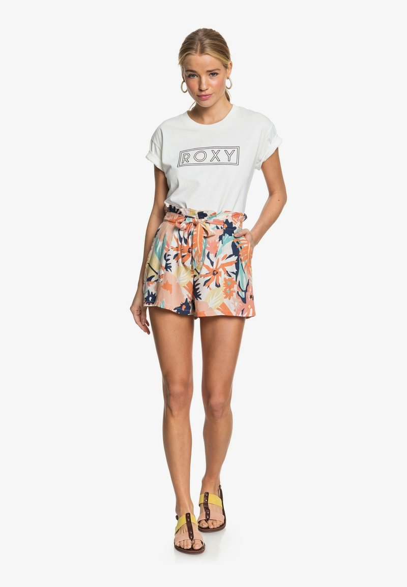 Roxy - Shorts - peach blush/bright skies