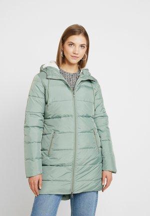 SOUTHERN NIGHTS - Zimní kabát - green
