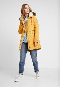 Roxy - ELLIE - Winter coat - spruce yellow - 1