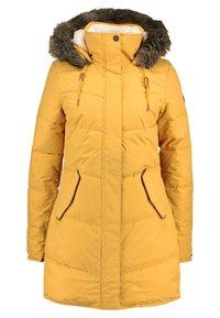 Roxy - ELLIE - Winter coat - spruce yellow - 5