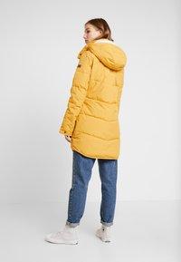 Roxy - ELLIE - Winter coat - spruce yellow - 4