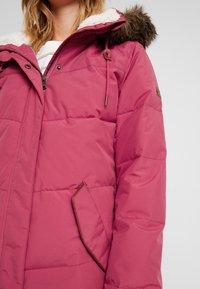 Roxy - ELLIE - Zimní kabát - deep claret - 6