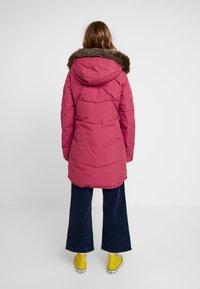 Roxy - ELLIE - Zimní kabát - deep claret - 2