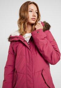 Roxy - ELLIE - Zimní kabát - deep claret - 4