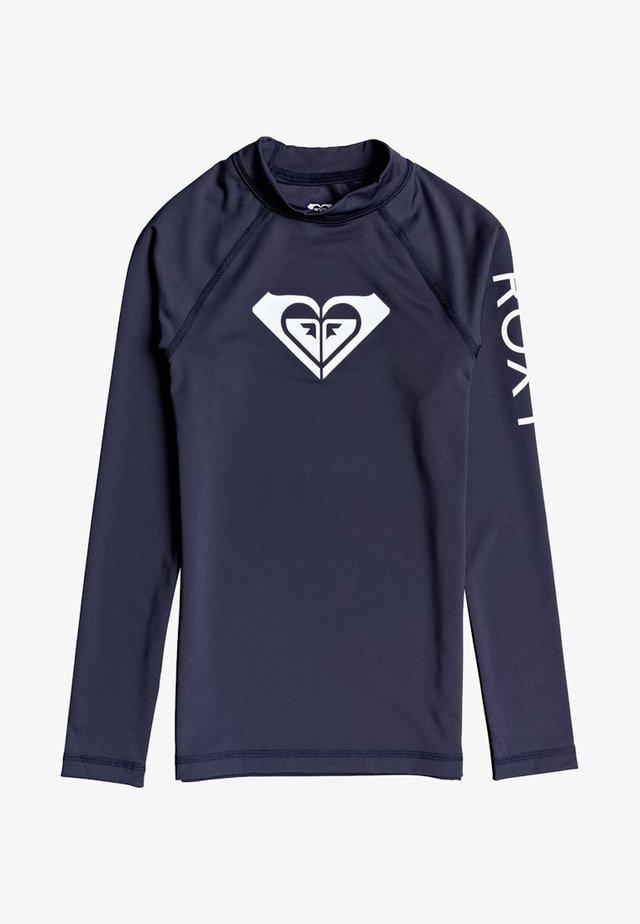 WHOLE HEARTED - Surfshirt - mood indigo