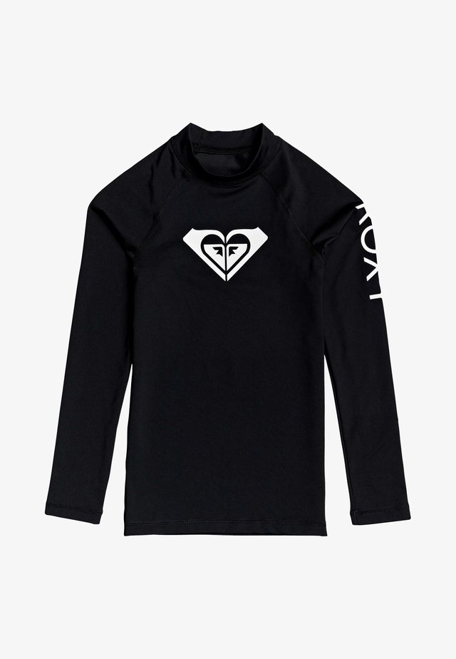 WHOLE HEARTED - Surfshirt - anthracite