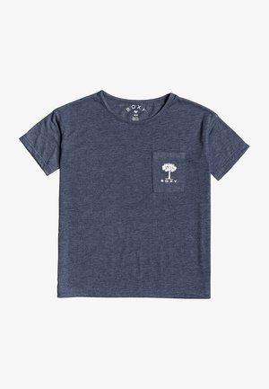 T-Shirt print - mood indigo
