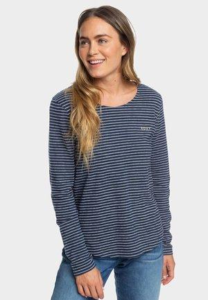 LANGÄRMLIGES - T-shirt à manches longues - indigo
