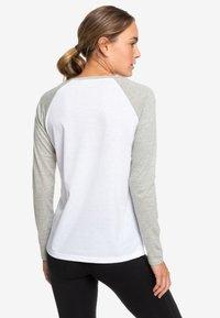 Roxy - ABOUT LAST DANCE - T-shirt à manches longues - bright white - 2