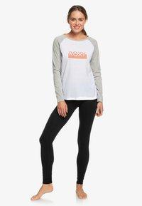 Roxy - ABOUT LAST DANCE - T-shirt à manches longues - bright white - 1