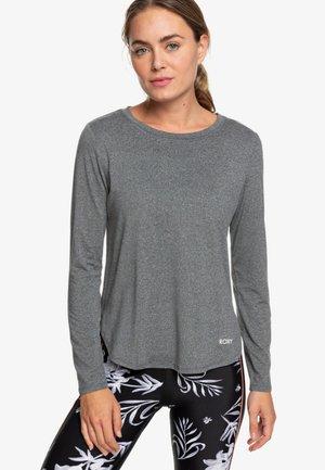 T-shirt de sport - charcoal heather