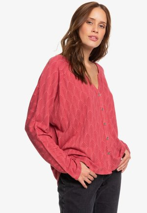 FREE FALLIN - Blouse - red