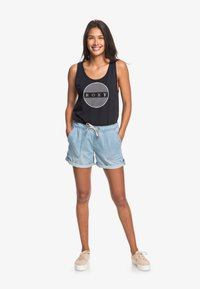 Roxy - CLOSING PARTY - Top - anthracite - 1