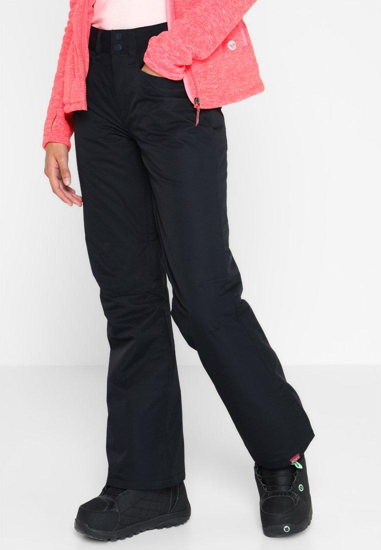 Roxy - BACKYARD - Snow pants - true black