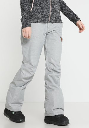NADIA  - Pantaloni da neve - warm heather grey