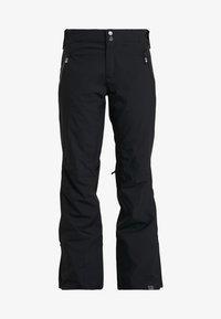 Roxy - MONTANA - Spodnie narciarskie - true black - 4