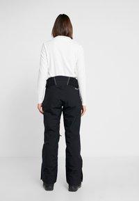 Roxy - MONTANA - Spodnie narciarskie - true black - 2