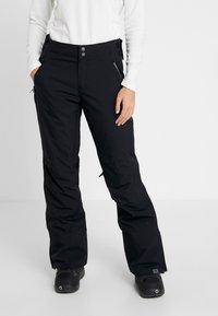 Roxy - MONTANA - Spodnie narciarskie - true black - 0