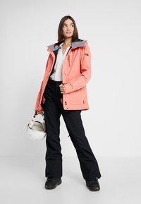 Roxy - MONTANA - Spodnie narciarskie - true black - 1