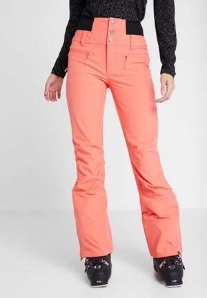 RISING HIGH  - Pantalon de ski - living coral