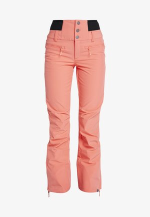 RISING HIGH  - Pantaloni da neve - living coral