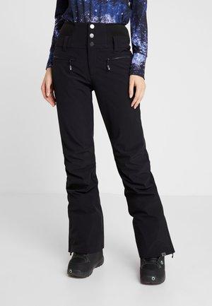RISING HIGH  - Pantalon de ski - true black