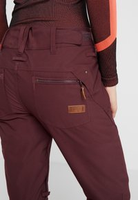 Roxy - CABIN - Pantaloni da neve - grape wine - 5