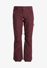 Roxy - CABIN - Pantaloni da neve - grape wine - 4