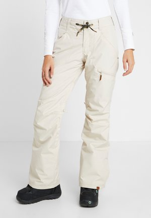NADIA  - Schneehose - oyster gray