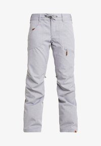 Roxy - NADIA  - Pantaloni da neve - heather grey - 4