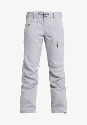 NADIA  - Pantaloni da neve - heather grey