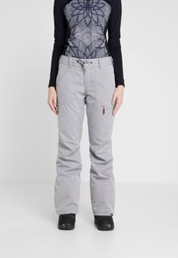 Roxy - NADIA  - Pantaloni da neve - heather grey - 0