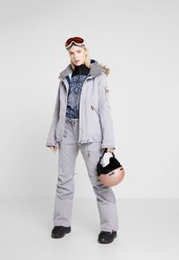 Roxy - NADIA  - Pantaloni da neve - heather grey - 1